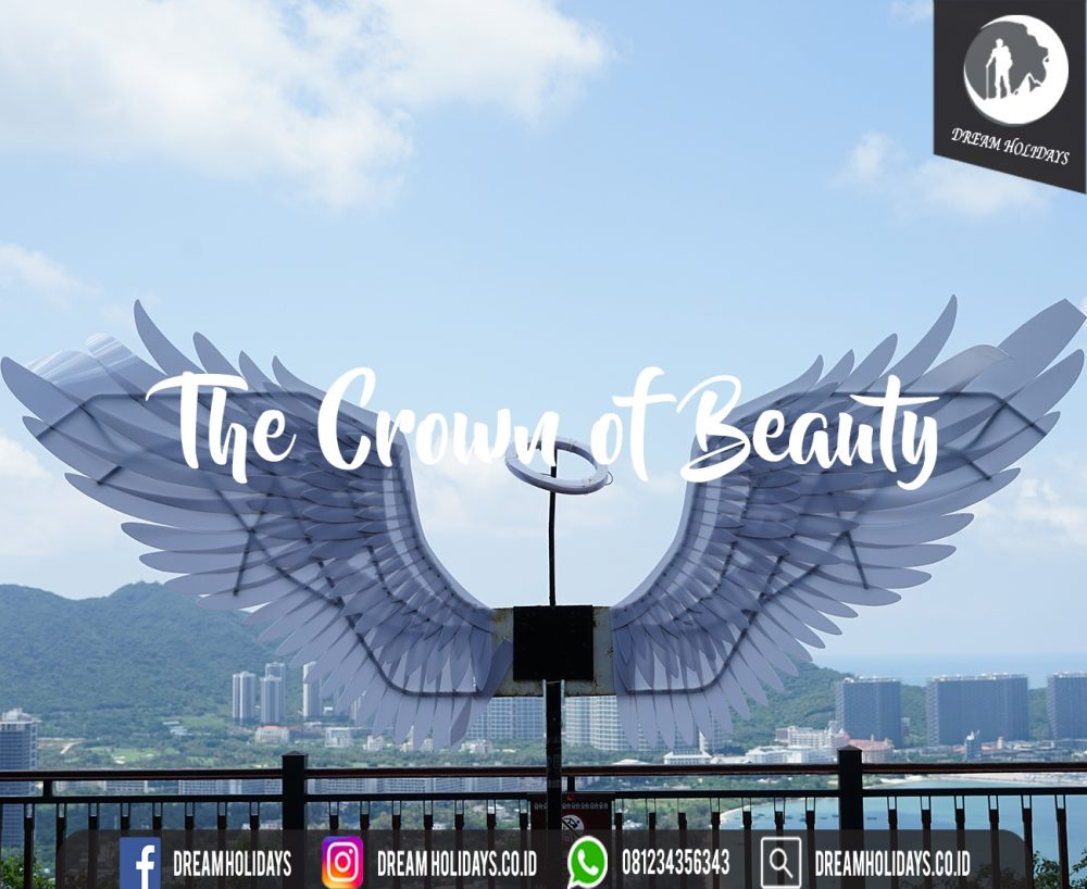the crown of beauty