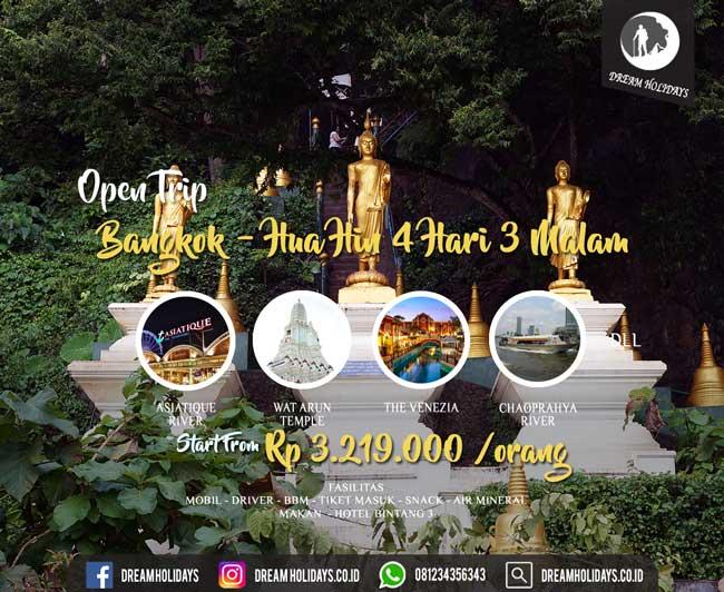 Open trip bangkok
