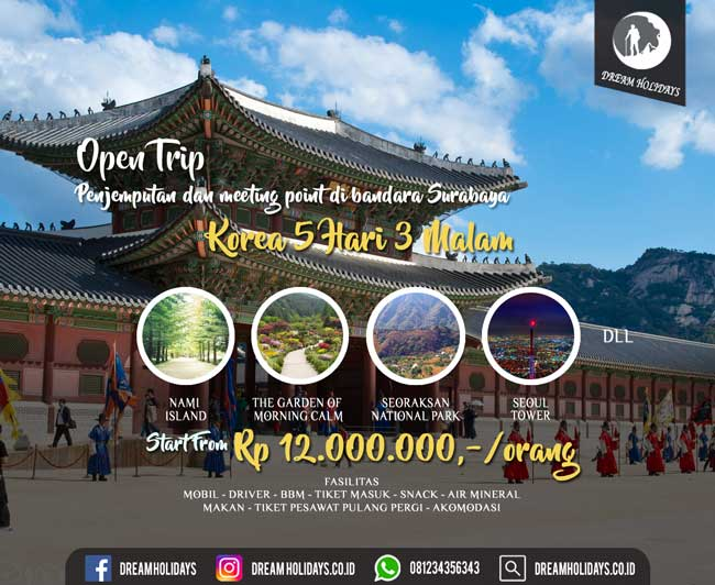 Open Trip Korea