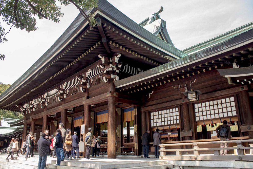 Kuil Meiji Yoyogi Park