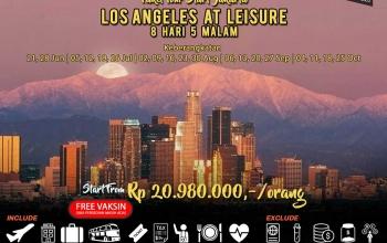 Paket Tour LA