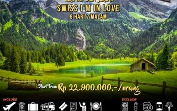 Paket Tour Swiss